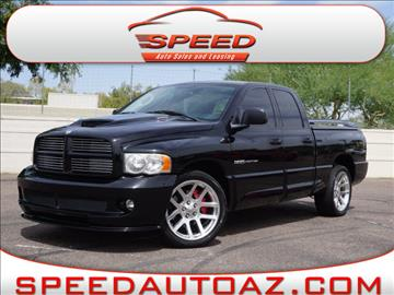 2005 Dodge Ram Pickup 1500 SRT-10 for sale in Phoenix, AZ
