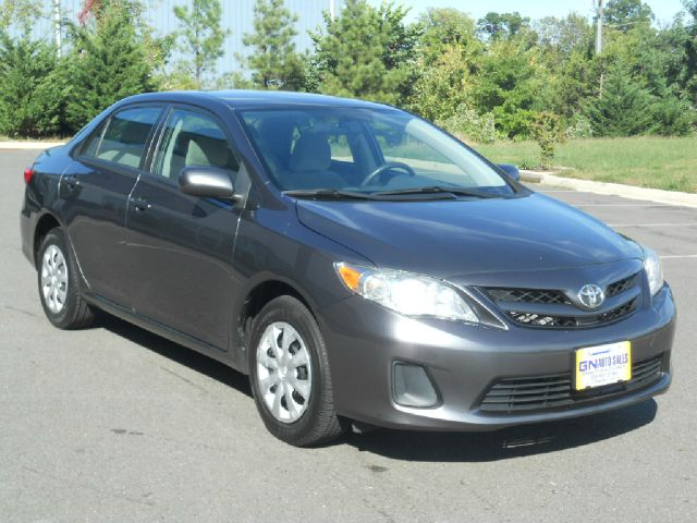 2011 Toyota Corolla for sale in CHANTILLY VA