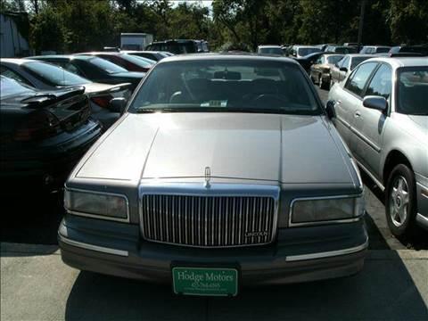 1995 Lincoln Town Car for sale in Bristol, TN