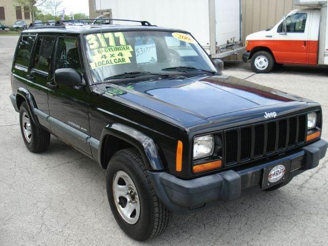 2000 jeep cherokee for sale in waukesha wi. Cars Review. Best American Auto & Cars Review