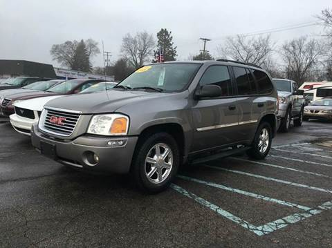 2008 GMC Envoy for sale in Waterford, MI