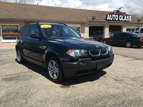 2005 BMW X3 for sale in Waterford, MI