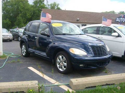 2004 Chrysler PT Cruiser for sale in Waterford, MI
