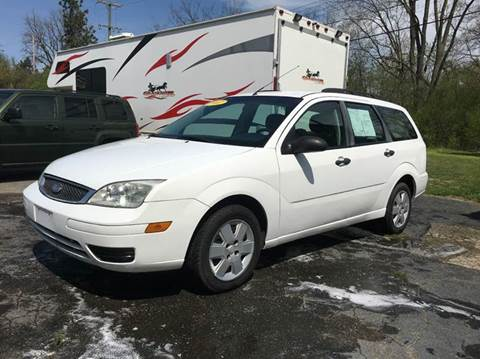 2007 Ford Focus for sale in Waterford, MI