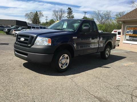 2007 Ford F-150 for sale in Waterford, MI