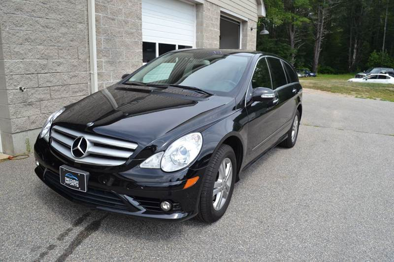 Mercedes benz r class for sale in maine for Mercedes benz r350 for sale