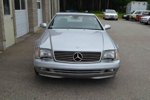 1999 Mercedes-Benz SL-Class for sale in Kennebunk, ME