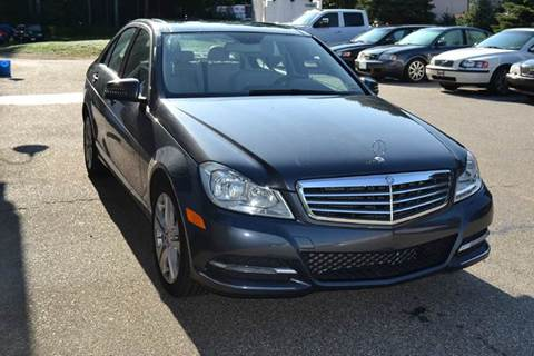 2014 Mercedes-Benz C-Class for sale in Kennebunk ME