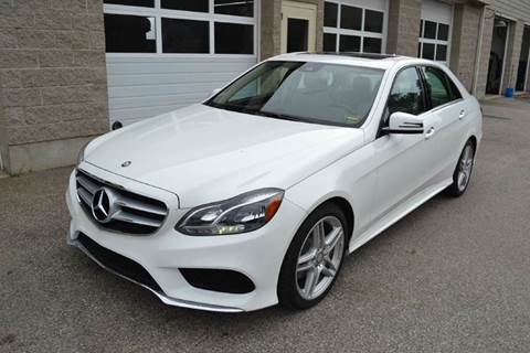 2014 Mercedes-Benz E-Class for sale in Kennebunk, ME