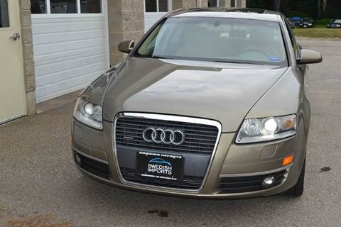2005 Audi A6 for sale in Kennebunk, ME
