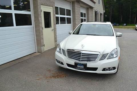 2010 Mercedes-Benz E-Class for sale in Kennebunk, ME