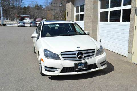 2012 Mercedes-Benz C-Class for sale in Kennebunk, ME