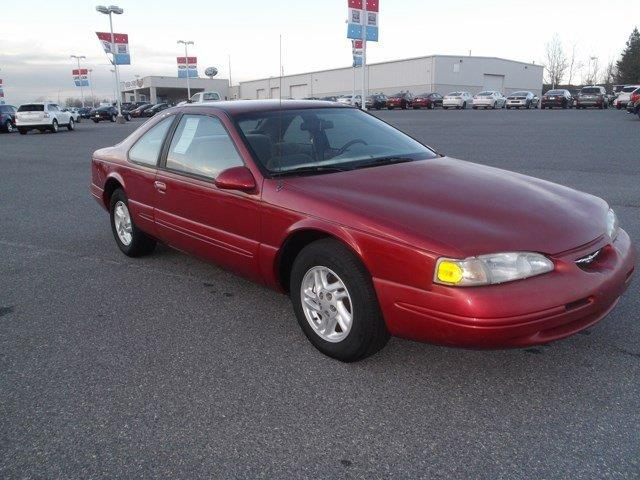 Used 1996 ford thunderbird for sale for Paul christensen motors vancouver inventory
