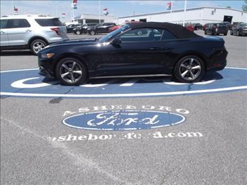 2016 Ford Mustang for sale in Asheboro, NC