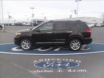 2014 Ford Explorer for sale in Asheboro, NC