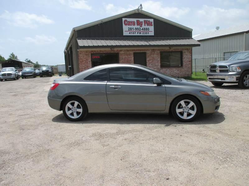2007 honda civic for sale in friendswood tx for Parkway motors used cars panama city fl