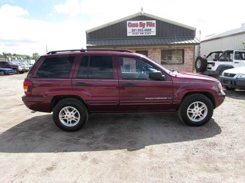 2002 Jeep Grand Cherokee for sale in Friendswood, TX