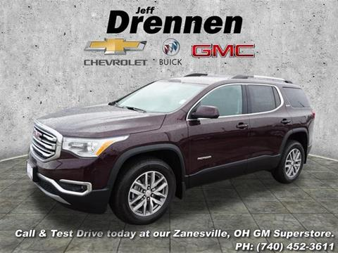 2017 GMC Acadia for sale in Zanesville OH