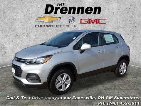 2017 Chevrolet Trax for sale in Zanesville OH