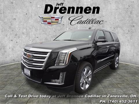 2016 Cadillac Escalade for sale in Zanesville OH