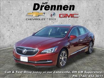 2017 Buick LaCrosse for sale in Zanesville, OH