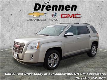 2015 GMC Terrain for sale in Zanesville, OH