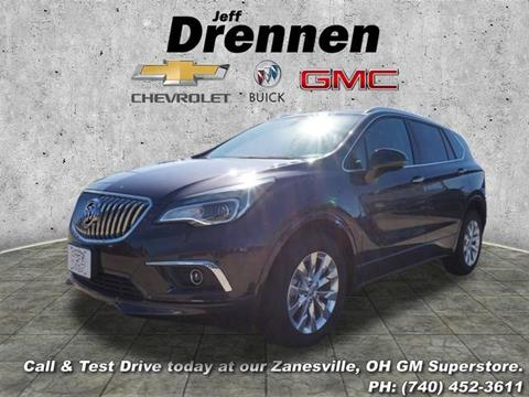 2018 Buick Envision for sale in Zanesville, OH