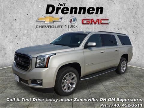 2017 GMC Yukon XL for sale in Zanesville OH