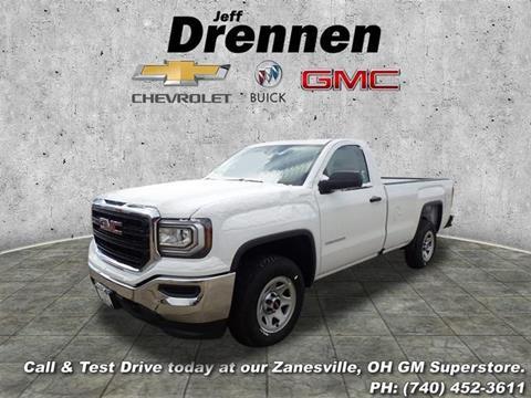 2017 GMC Sierra 1500 for sale in Zanesville, OH
