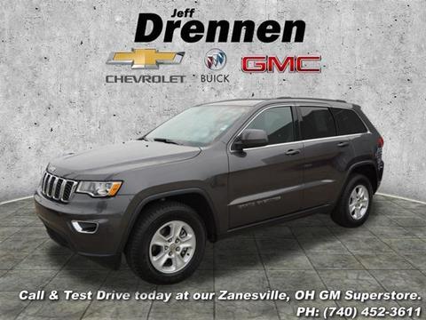 2017 Jeep Grand Cherokee for sale in Zanesville OH
