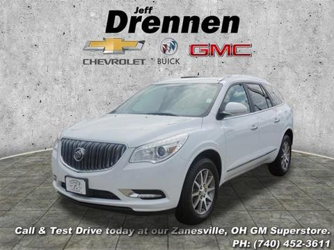 2017 Buick Enclave for sale in Zanesville OH