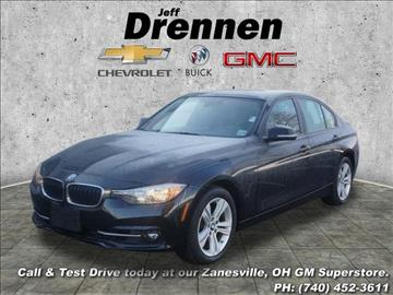 2016 BMW 3 Series for sale in Zanesville, OH