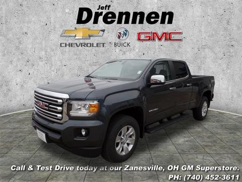 2017 GMC Canyon for sale in Zanesville, OH