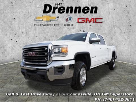 2018 GMC Sierra 2500HD for sale in Zanesville, OH