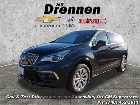 2017 Buick Envision for sale in Zanesville, OH
