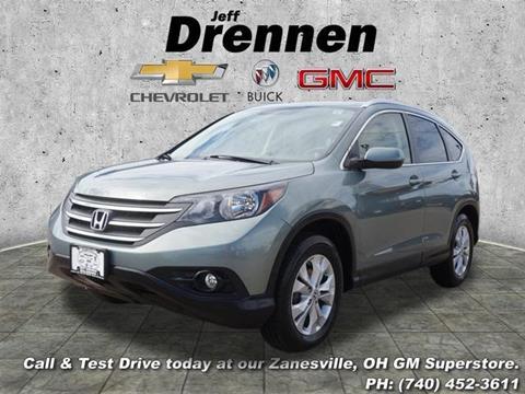 2012 Honda CR-V for sale in Zanesville OH