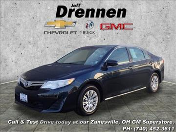 2014 Toyota Camry for sale in Zanesville, OH