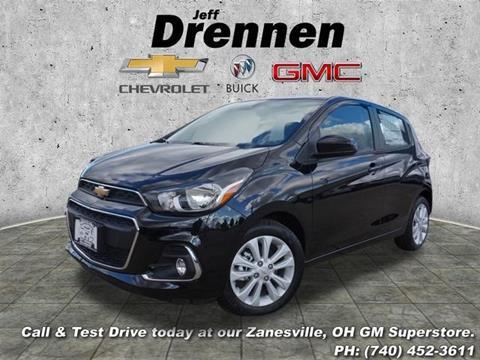 2017 Chevrolet Spark for sale in Zanesville OH