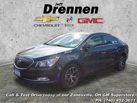 2016 Buick LaCrosse for sale in Zanesville OH