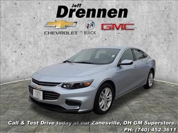 2017 Chevrolet Malibu for sale in Zanesville, OH