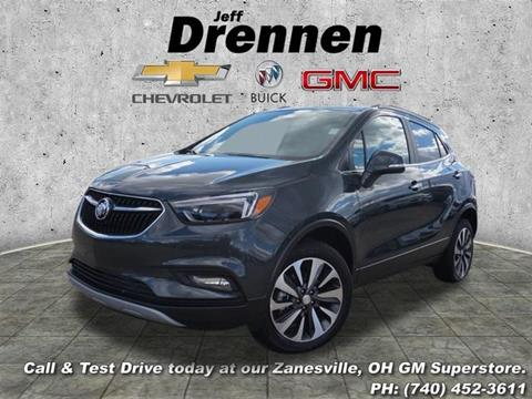2017 Buick Encore for sale in Zanesville OH