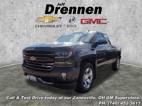2016 Chevrolet Silverado 1500 for sale in Zanesville OH