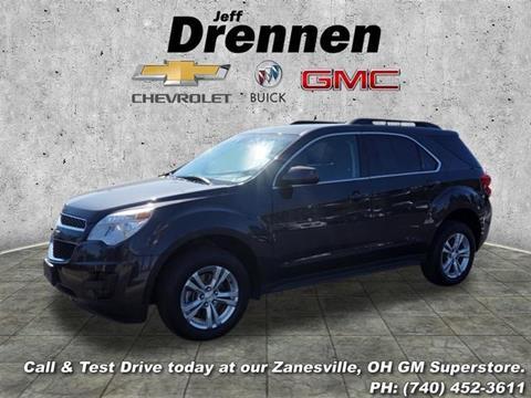 2015 Chevrolet Equinox for sale in Zanesville OH