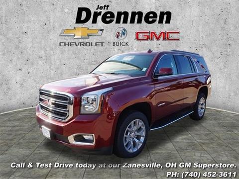2017 GMC Yukon for sale in Zanesville OH