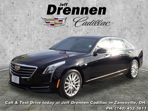2017 Cadillac CT6 for sale in Zanesville, OH