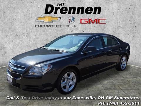2012 Chevrolet Malibu for sale in Zanesville OH