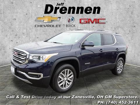 2017 GMC Acadia for sale in Zanesville, OH