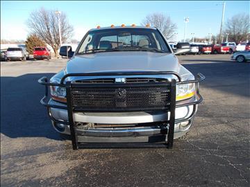 2006 Dodge Ram Pickup 3500 for sale in Arkansas City, KS