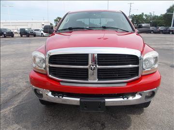 2006 Dodge Ram Pickup 2500 for sale in Arkansas City, KS