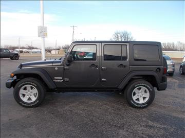 Jeep Wrangler Unlimited For Sale West Virginia